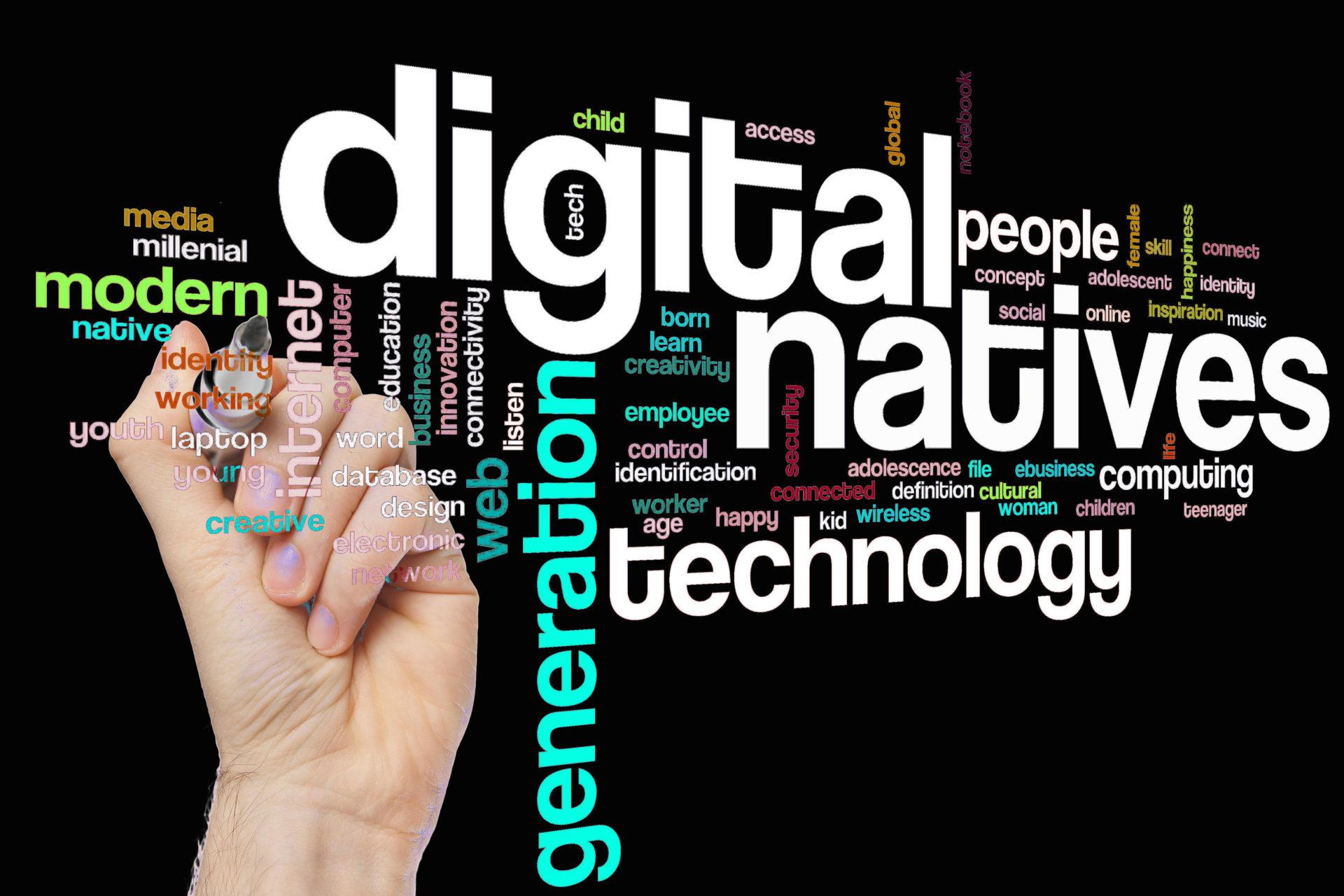 デジタルネイティブ・テクノロジー